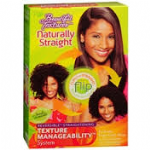 Beautiful Textures Naturally Straight Reversible Straightening Texture Manageability System